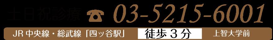 03-5215-6001